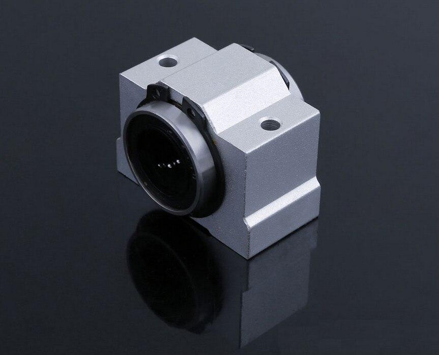 1pcs SCV20 SCV20UU SC20VUU 20mm Linear Bearing Block Bushing with LM20UU For CNC объектив infinity scv 550g 1 3 5 0 50 0 17990