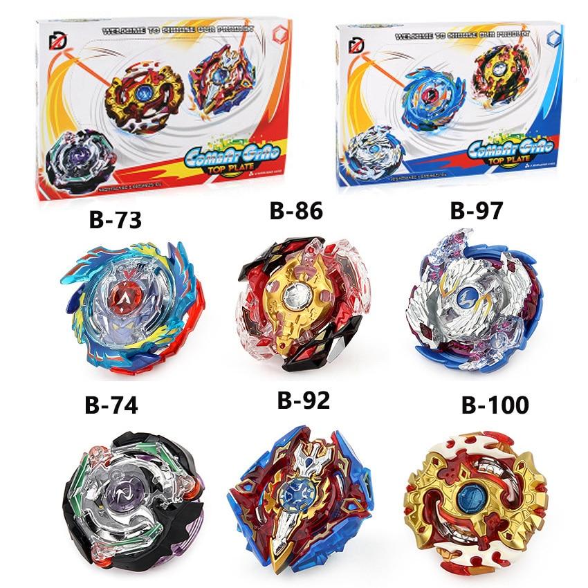 New Beyblade Burst Toys Arena Beyblades Toupie Bayblade Metal Fusion Avec Lanceur God Spinning Top B100 Bey Blade Blades Toy AA