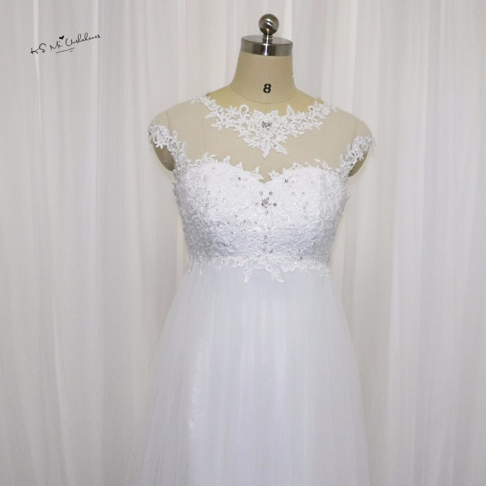 Aliexpress.com : Buy Maternity Wedding Dresses for Pregnant Women ...