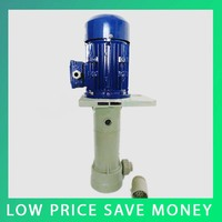 ST 20VK 1/6 Can Idling Upright Acidproof Alkali Pump 1/6kw Small Engineering Chemical Submerged Pump