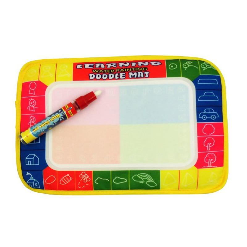Детские Magic Pen Doodle игрушка акварель рисунок Письменные доски Коврики