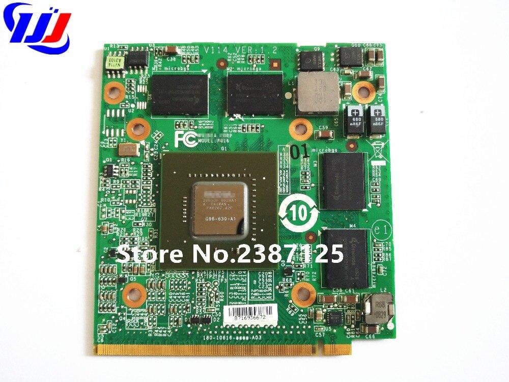 9600M GT 9600MGT VG.9PG06.002 DDR3 512M Grafička VGA Video kartica - Različiti rasvjetni pribor - Foto 2