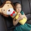 Новый Тигр Автомобилей Безопасности Ремень Обивка для Детей Kid Защита детские Мягкие Плечо Подушку Подголовник Автомобиля Ремень безопасности крышка