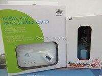 Huawei e3256 разблокирована мобильного широкополосного доступа Dongle 42.2 Мбит 3G 4 г модем + Huawei AF23 LTE обмена док