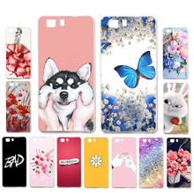 Ojeleye DIY Patterned Silicon Case For Doogee X5 Max Soft TPU Cartoon Phone Cover Pro Covers Anti-knock Shell