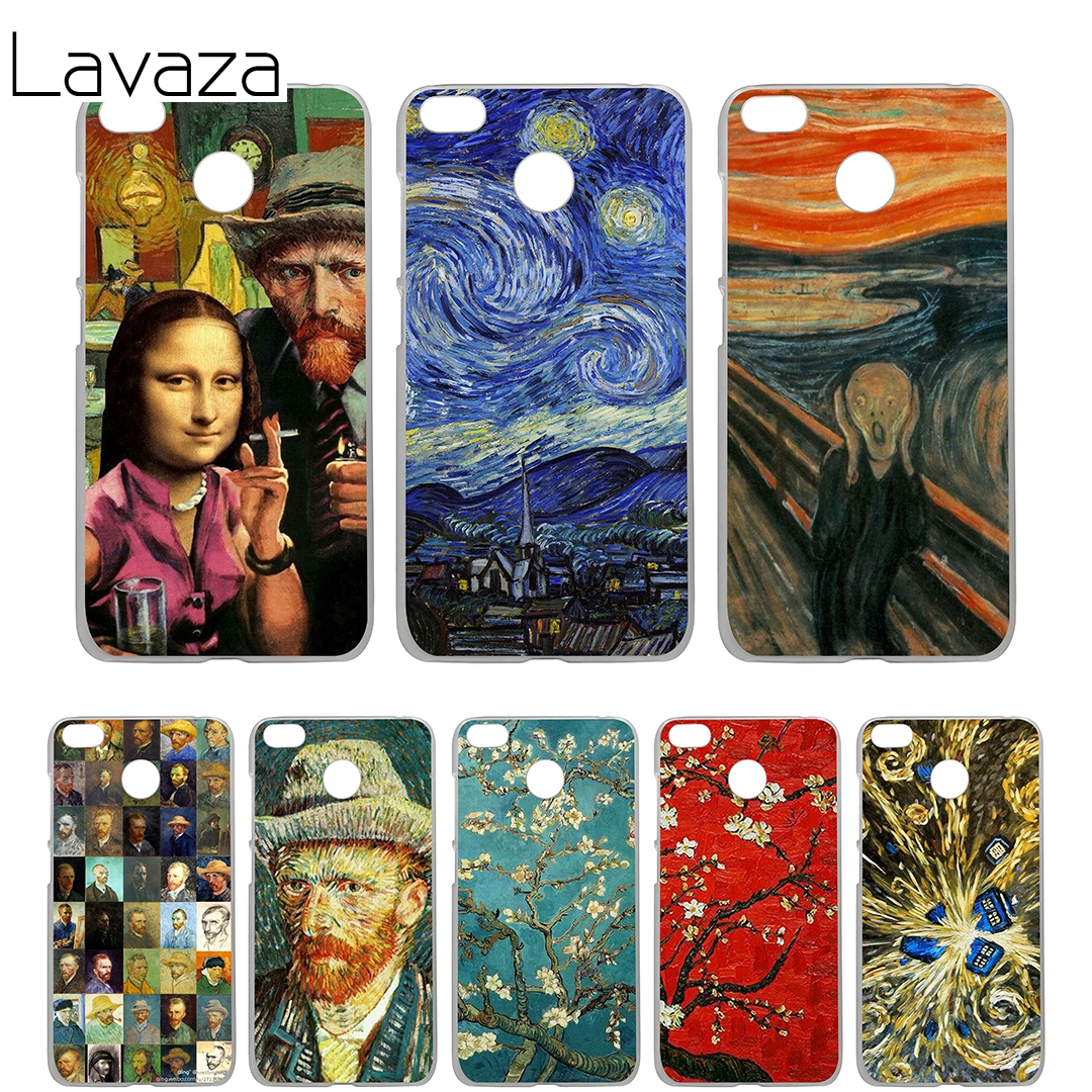 Lavaza Van Gogh Star Cover Case for Xiaomi Redmi Note Mi 3 3S 4X 4 4A A1 5 5A 5S 5X MI5 MI6 Pro Plus Cases