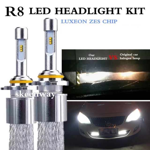 h1 h4 h7 h8 h9 h11 9005 9006 9012 car led headlight bulbs for philips chips auto fog drl replace. Black Bedroom Furniture Sets. Home Design Ideas