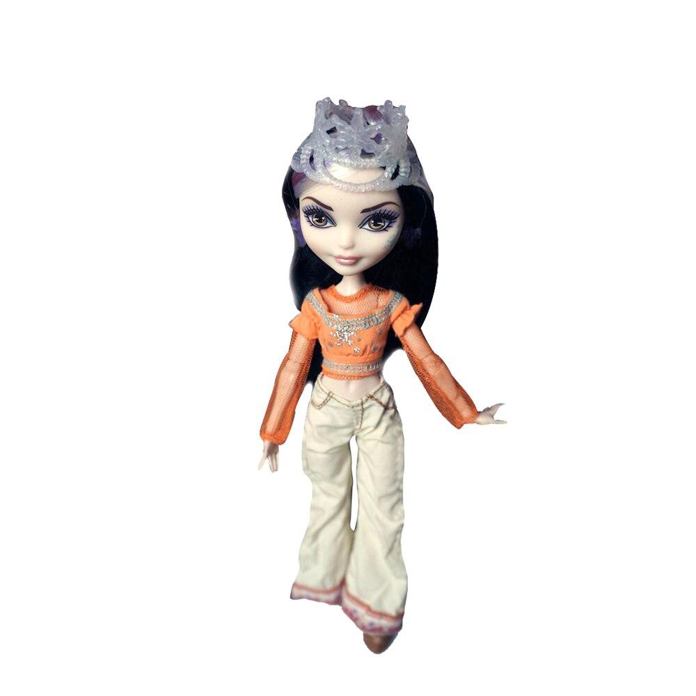 Rosana Kvalitet Casual Wear Kläder för Monster High Doll Klä upp - Dockor och tillbehör - Foto 5