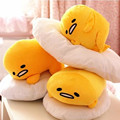 Free shipping  Gudetama lazy egg Eggs jun Egg yolk brother large doll pillow lazy balls stuffed toy for christmas gift