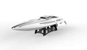 Parkten UDIR/C UDI005 2,4 ГГц бесщеточный мотор, высокая скорость, RC модель лодки, электрическая лодка 50 км/ч, подарок для детей