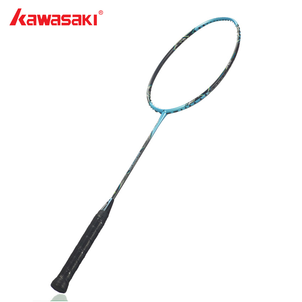 Kawasaki Brand 4U Ball Control Type Professional Badminton Rackets 3 In 1 Frame 30T High Rigidity Carbon Racquet Master 600