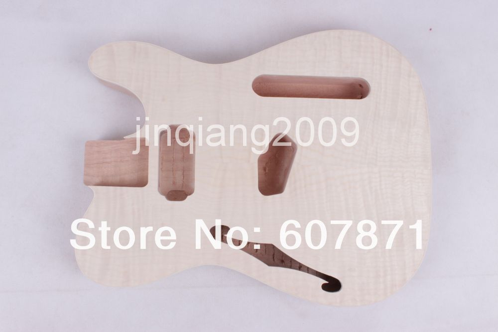 ONE Unfinished electric guitar body new high quality Mahoganywood цена и фото