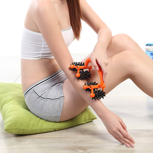 Image result for manual body massager device skin roller for slimming Arm back massager anti cellulite losing weight