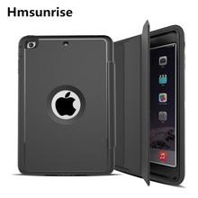 Hmsunrise чехол для Apple Ipad Mini 2 дети Безопасный противоударный Heavy Duty ТПУ Жесткий Стенд чехол для IPad Mini 1/2/3 полный защитный