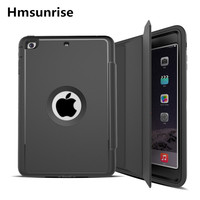 Case For Apple Ipad Mini 2 Kids Safe Shockproof Heavy Duty Silicone Hard Stand Cover For