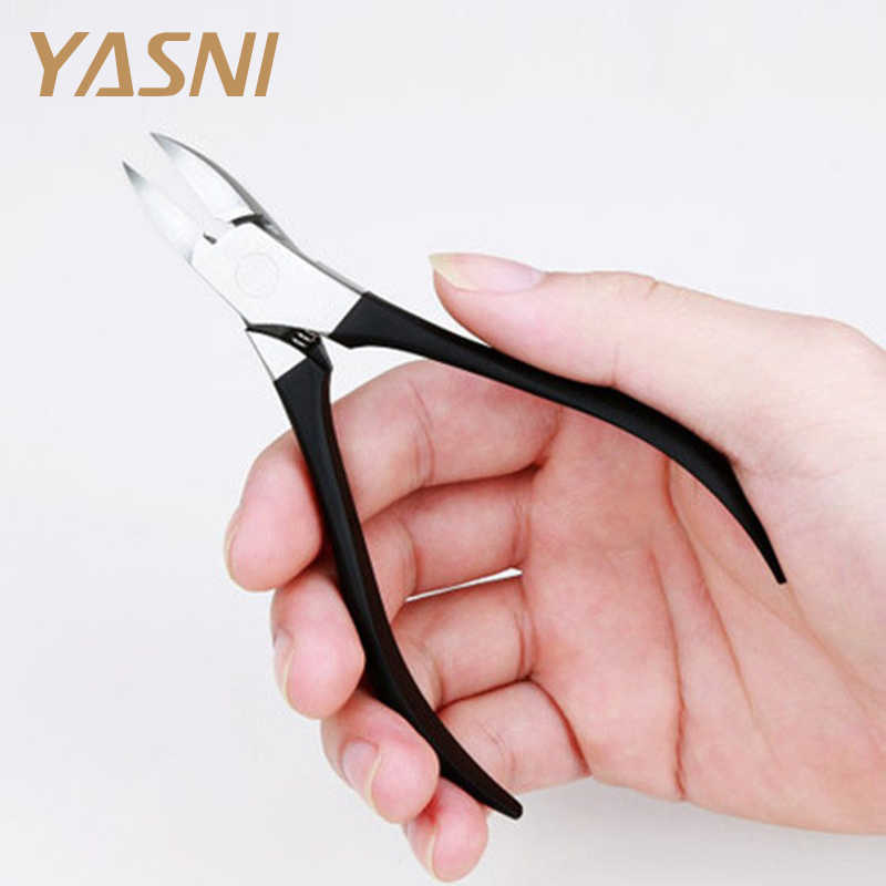 Professional Stainless Steel Manicure Nail Cuticle Nipper Scissors Nipper Clipper Pedicure Tools Pliers Nippers Cutter NT68