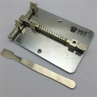 Free Shipping Stainless Steel Cell Phone Pcb Repair Holder Platform Maintenance Fixtures Mobile Phone Circuit Boards