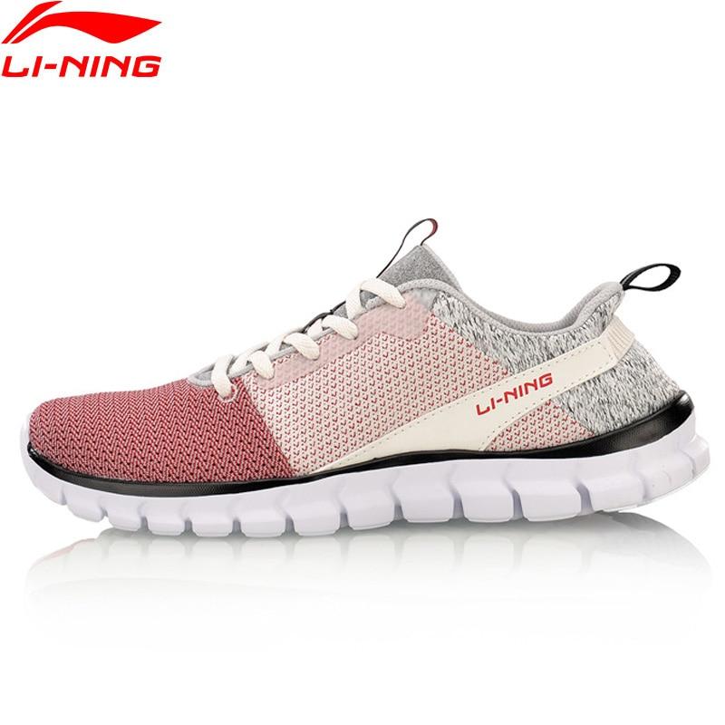 Li-Ning Femmes 24 H Intelligent Rapide Formation Chaussures Doublure Respirant Sport Chaussures Lumière Poids Sneakers AFHN026 YXX018