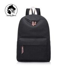 Femmes école sac à dos assez style toile sacs d'école pour les adolescents filles cartables loisirs sac à dos collège étudiant livre sacs