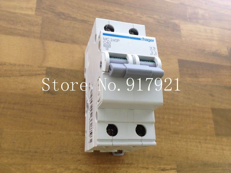 [ZOB] MC240P C40 2P40A circuit breaker Hagrid air switch (to ensure genuine) --5pcs/lot