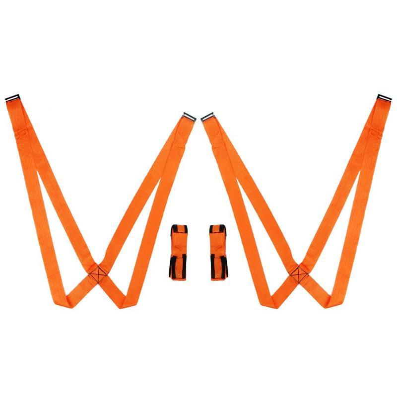 Home Möbel Moving Unterarm Gabelstapler Hebe Umzug Strap Tragen Seile Transport Gürtel Handgelenk Riemen Hause Bewegen Bequem Werkzeuge