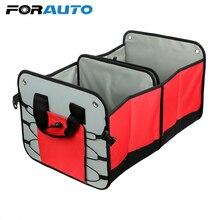 55*35 см багажник автомобиля, Организатор авто сзади чехол для хранения Экономия пространства закладочных уборки откидное сиденье обратно сумка для инструмента аксессуары для интерьера