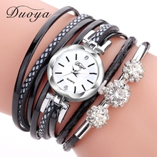 Duoya Brand Bracelet Watches For Women L