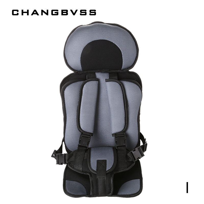 Einstellbare Baby Sicheren Sitz Für 6 Monate-5 Jahre Alte Baby, Sicher Kleinkind Booster Sitz, kind Sicherheit Matte Tragbare Baby Stuhl Sitze
