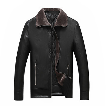 HOT 2018 Winter Male New fur One male long sheep and Wool leather jacket plus size 10XL 8XL 6XL 5XL 4XL
