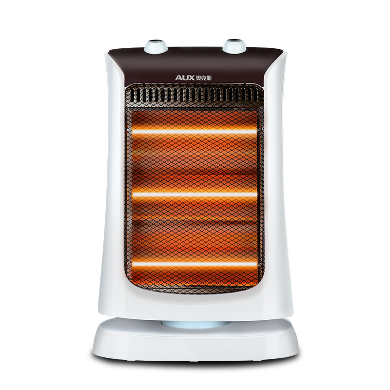Little Sun Household Energy Saving Shaking Head Desktop Roast Stove Power Saving Electric Heater solar powered head shaking cute hula couple desktop toy