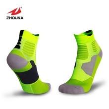 Professional Men Women Sport Sock Basketball Socks Outdoor Breathable High Elasticity Cycling Running socks