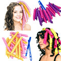 elefunlife Hook Easy Curls Spiral Magic Curls Styling Kit mix Party Hair work Hair Rollers kit fashion for you