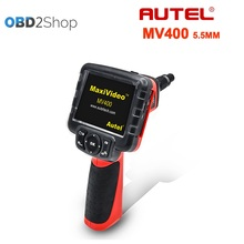 Autel Maxivideo MV400 Digital Videoscope with 5 5mm diameter imager head inspection font b camera b