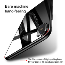 Baseus Back Glass Film for iPhone X