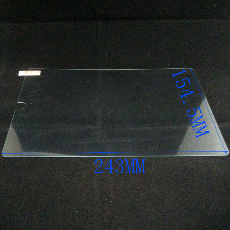 Myslc Universal Tempered Glass Screen Protector Film For FENGXIANG Octa Core 9.7 10.1 Inch Tablet MTK6582 Android 7.0 Tablet