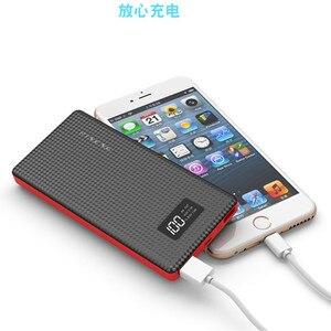 Image 3 - Echt PINENG PN 963 10000 mAh Draagbare Batterij Mobiele Power Bank USB Charger Li Polymeer met LED Indicator
