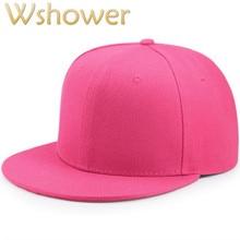 Black Rose White Blue Red Green Gray Coffee Plain Snapback Baseball Cap  Bboy Hat Blank Cotton 04ea6038a33b