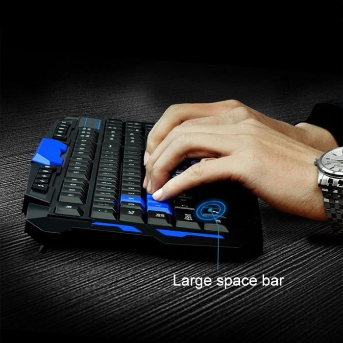 gaming keyboard wireless