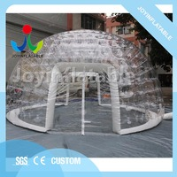 Cheap Inflatable Transparent Dome Igloo Tent,Inflatable Clear Camping Tent On Slaes