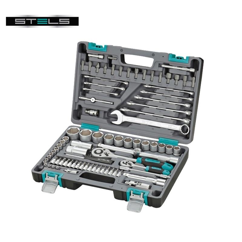 Hand Tool Set STELS 14105 hand tool set stels 14114