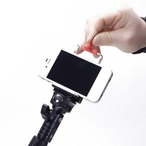 Image 5 - Yunteng 188 Selfie bâton monopode pour caméra téléphone Monopd gopro Hero3 +/3/2/1 noir
