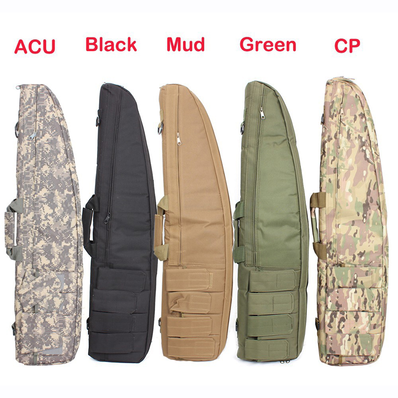 Good Tactical Equipment Gun Bag 98CM Military Carry Bags Protection Case Shoulder Airsoft Shooting Hunting Gun Rifle Backpack