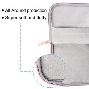 Image 3 - MOSISO スーパーシャイニング Pu ラップトップスリーブバッグブリーフケース Macbook Pro の空気網膜 13 13.3 インチ防水女性のノートブックハンドバッグ