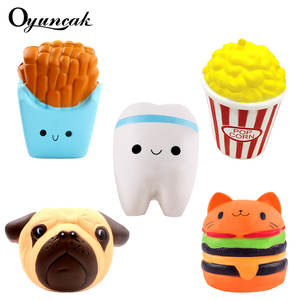 Oyuncak Squishy Antistress Gadget Squishe Gag Anti-stress
