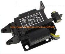 SA 3502 AC 220 V 3 kg życie 20mm suw Pull elektromagnetyczny typu elektromagnes, osprzęt elektryczny