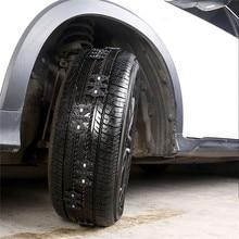 2 шт., зимняя Нескользящая универсальная черная износостойкая колесная шина, противоскользящая аварийная цепь для автомобиля, грузовика, внедорожника, MPV, автомобильные аксессуары