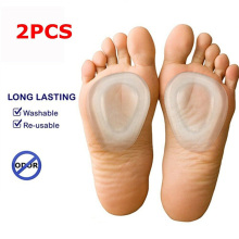 1 Pair Ball of Foot Cushions Foot Care Inserts Insoles For