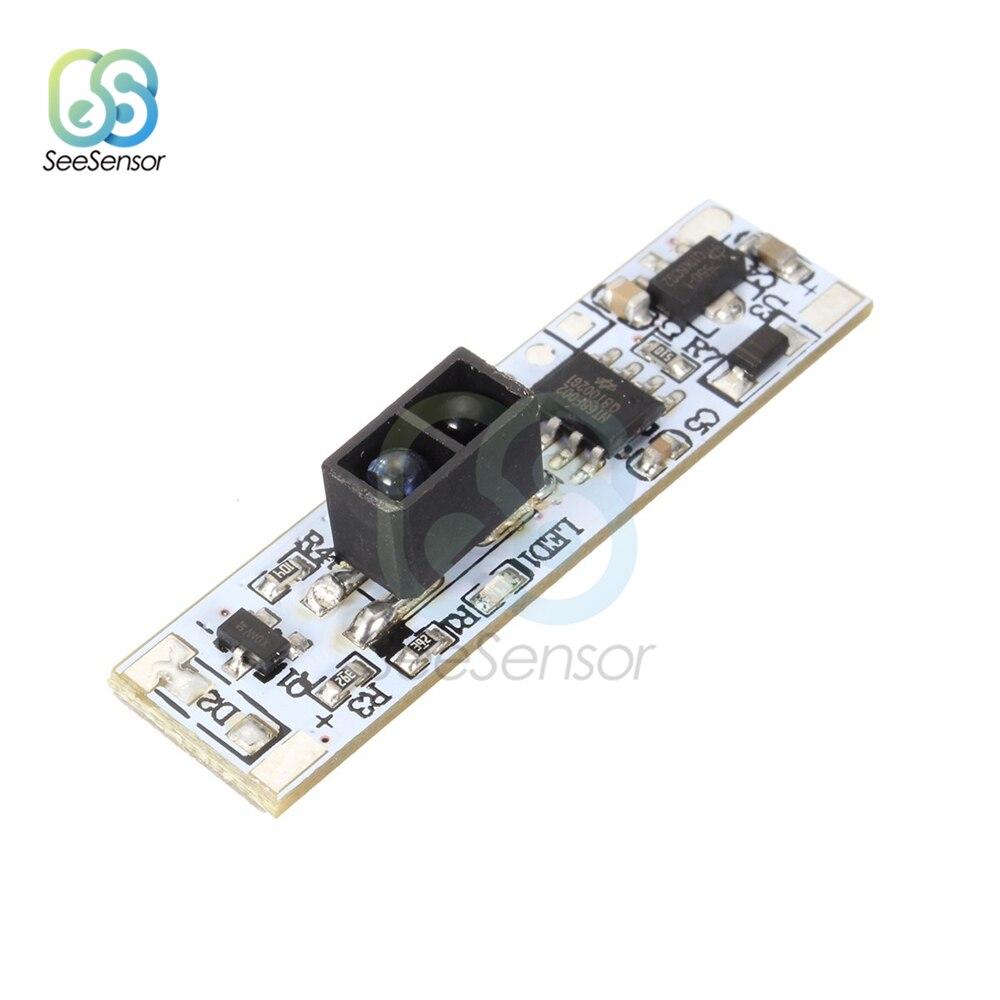 XK-GK-4010A DC 12V Short Distance Scan Sensor Sweep Hand Sensor Switch Module Constant Voltage Electronic Components Supplies