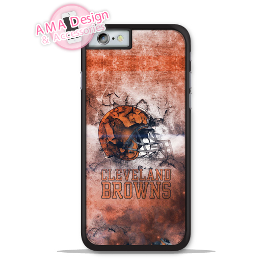 Cleveland Browns Football Fans Phone Cover Case For Apple iPhone X 8 7 6 6s Plus 5 5s SE 5c 4 4s For iPod Touch