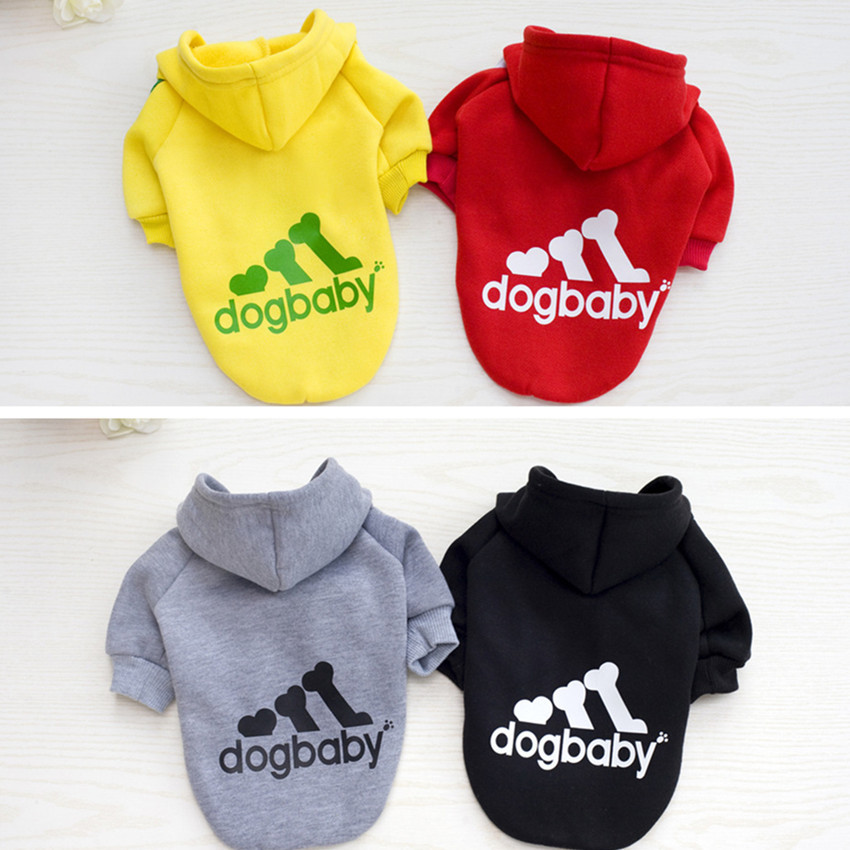 Warm Pet Dog Clothes Hoodies Puppy Coat Jacket for Small Large Dog Clothes Cat Shirts Vest Spring Autumn Winter Pet Apparel 40 2